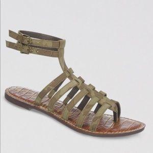 bad61973787479 Women s Sam Edelman Camo Sandals on Poshmark